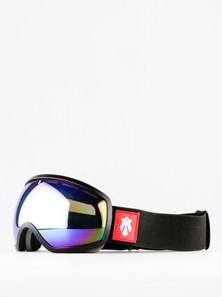 Majesty Goggles One11 (matt black/blue sapphire)