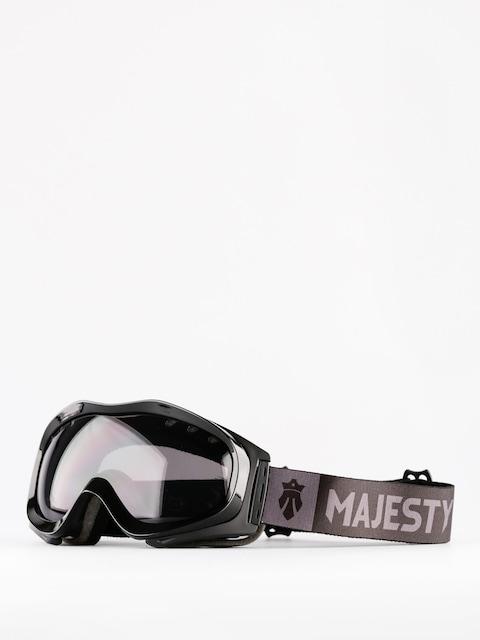 Majesty Goggles Patrol (glossy black/black smoke)