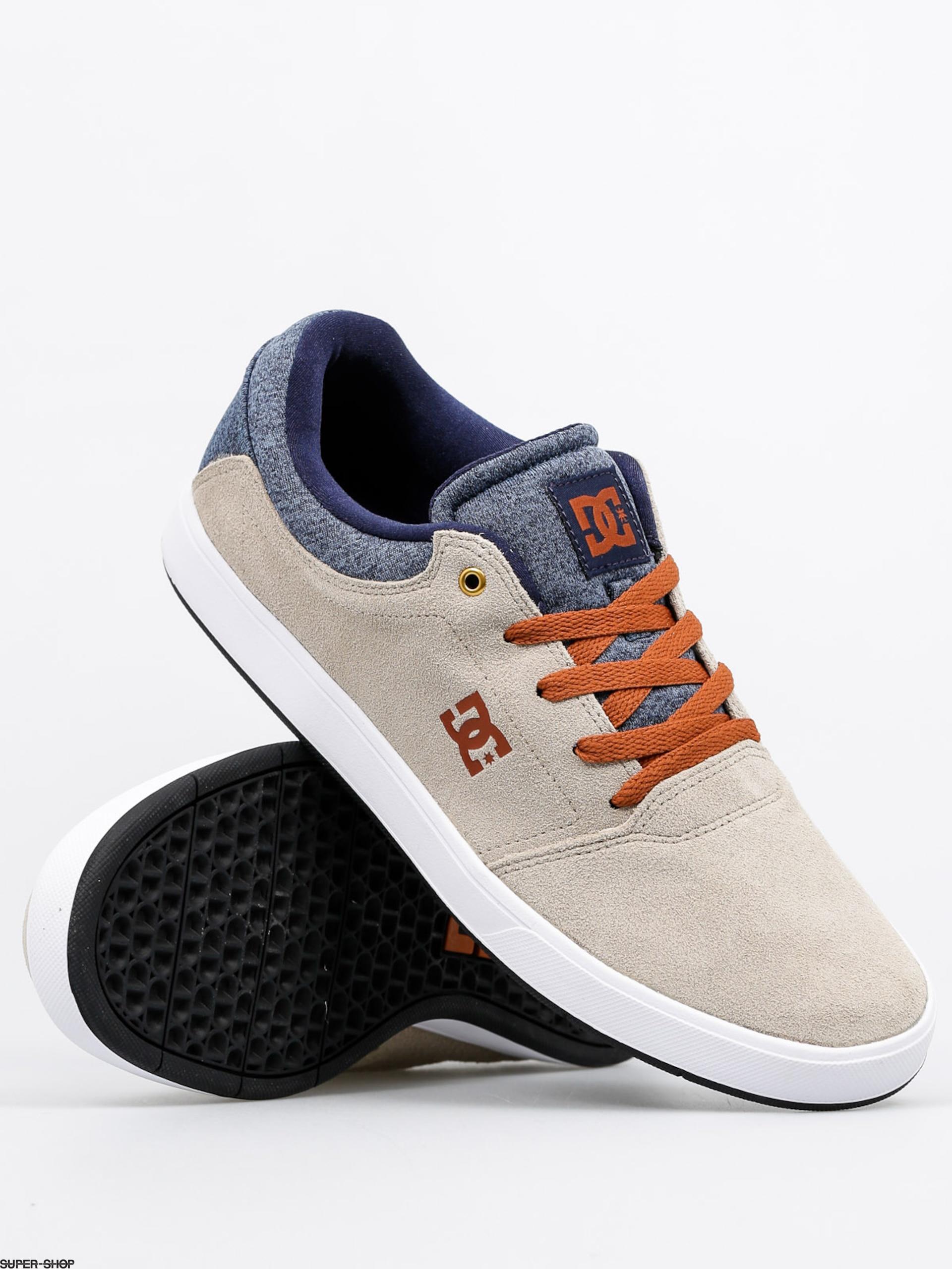 DC Shoes Crisis (navy/camel)