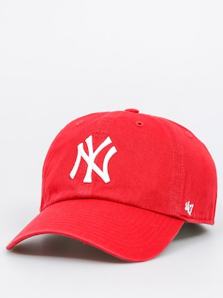 47 Brand Cap New York Yankees ZD (washed red)