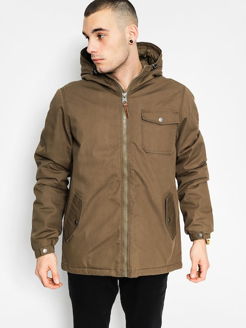 Element Jacke Freemont (canteen green)