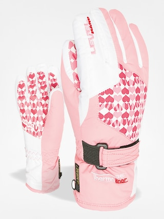 Level Gloves Junior (pink)