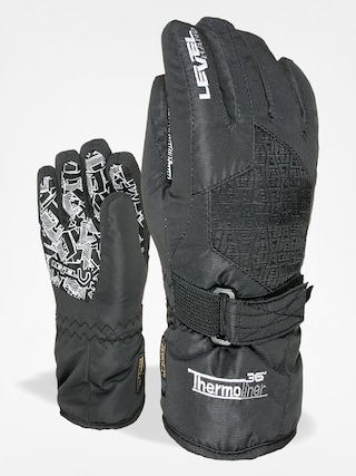 Level Gloves Junior (black)