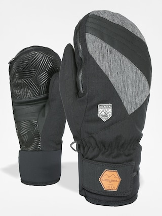 Level Gloves Stealth Mitt (black/grey)