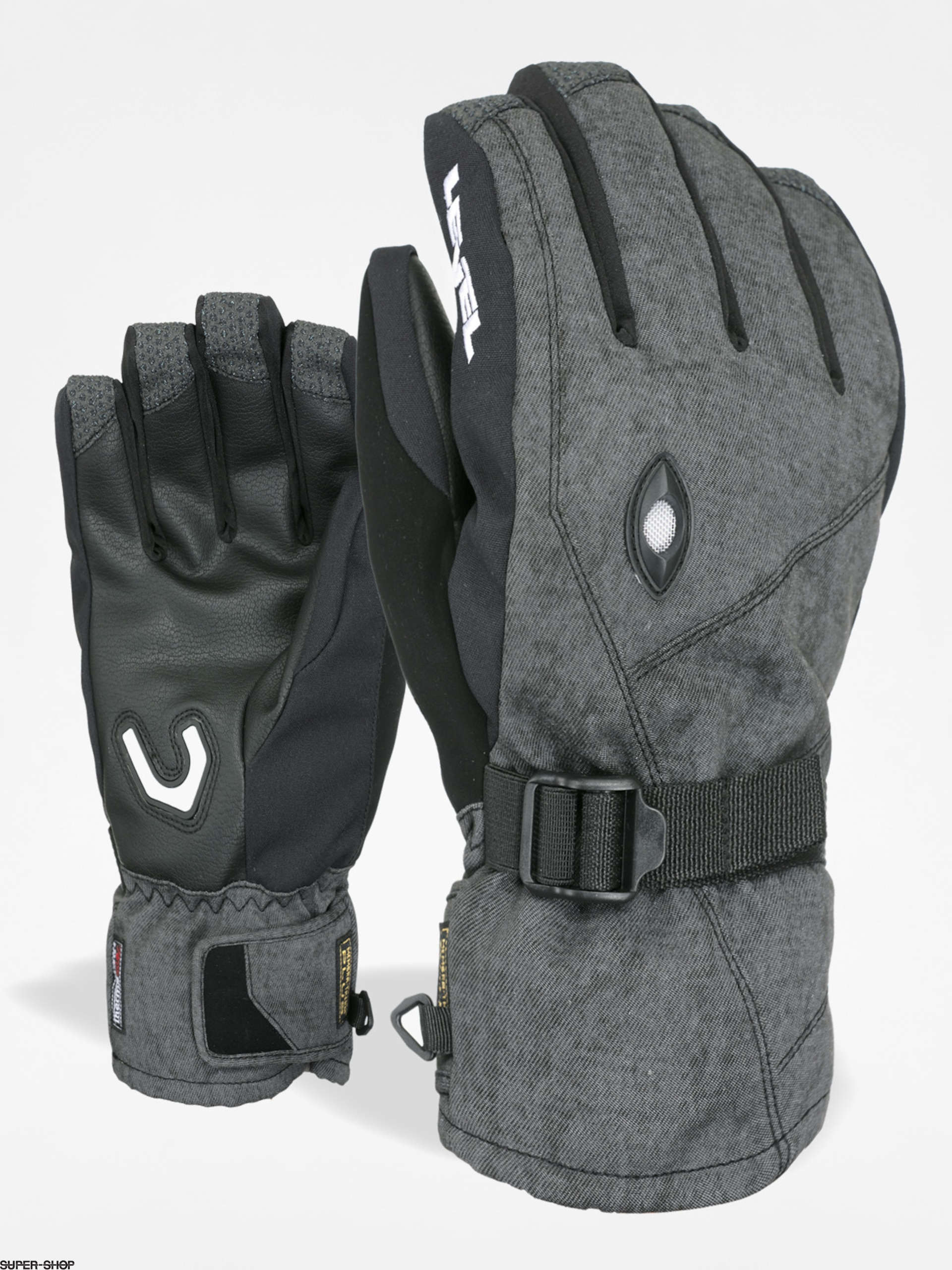 Level Handschuhe Matrix Under (anthracite)