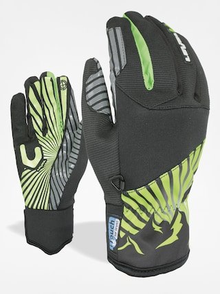 Level Gloves Line I Touch (olive green)