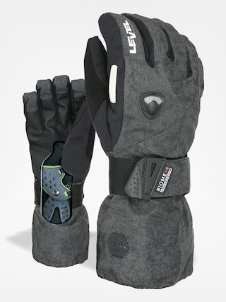Level Gloves Fly (pk black)