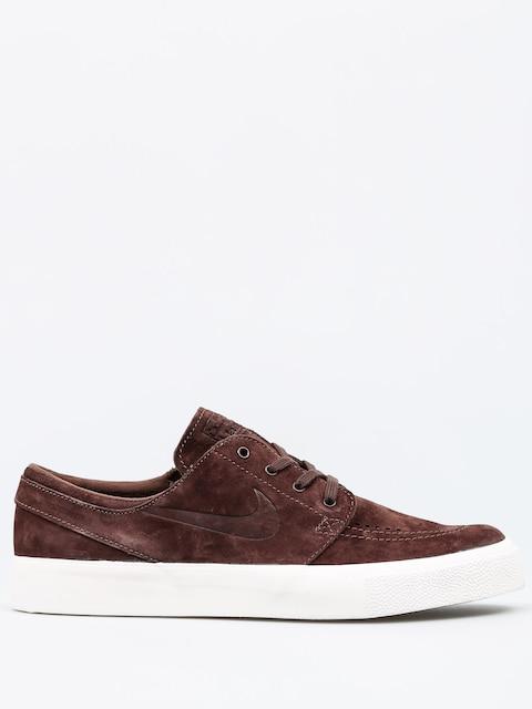 Nike SB Shoes Zoom Stefan Janoski Prem Ht (baroque brown/baroque brown)