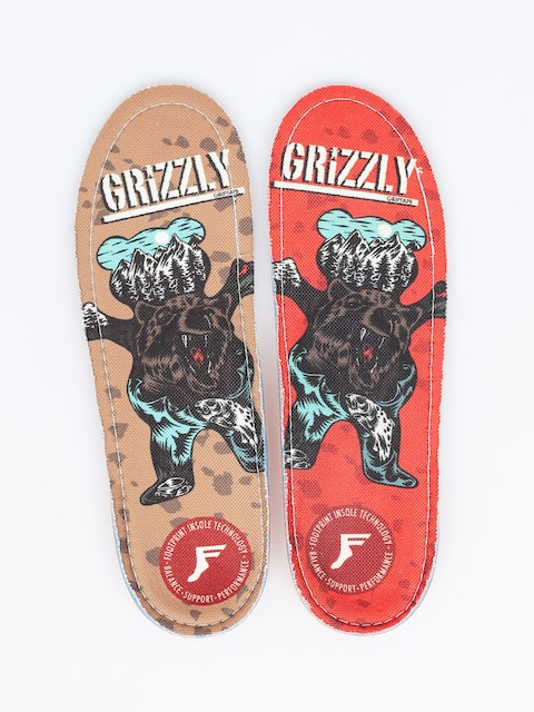 Footprint  Grizzly x Kingfoam