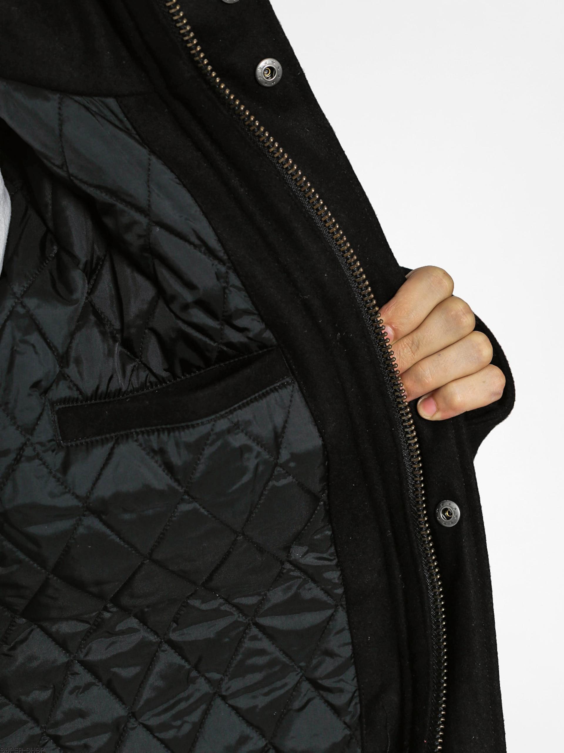 TR7FD15DE Puffin Navy Zipper Canvas Coin Purse Wallet Cellphone Bag With Handle Make Up Bag