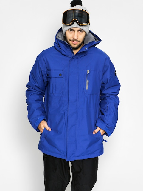Quiksilver Snowboard jacket Mission Solid (sodalite blue)