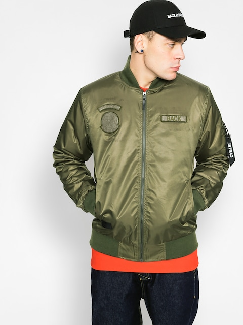 Backyard Cartel Jacket Apocalypse (army green)