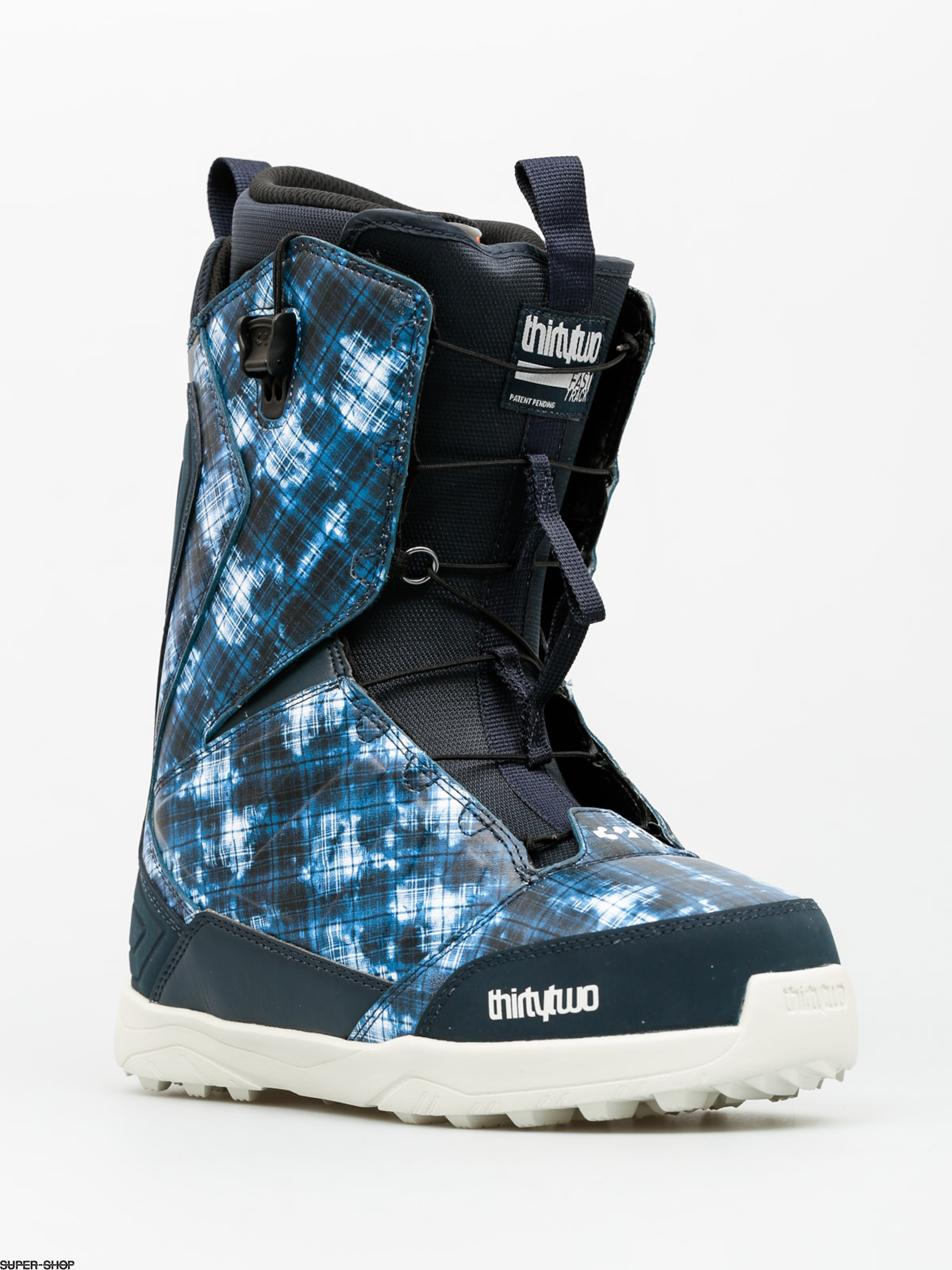 ThirtyTwo Snowboard boots Lashed FT (blue)