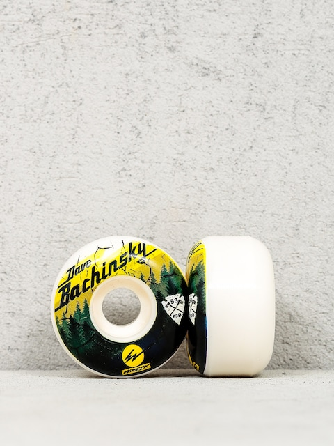 Wreck Wheels Dave Bachinsky Traveler (white)