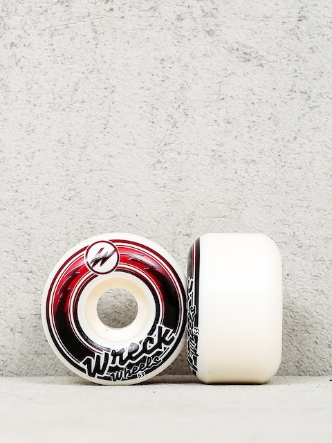 Wreck Wheels Bolt (red/black)