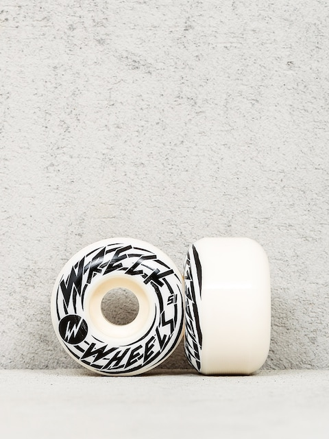 Wreck Wheels Drain (white)