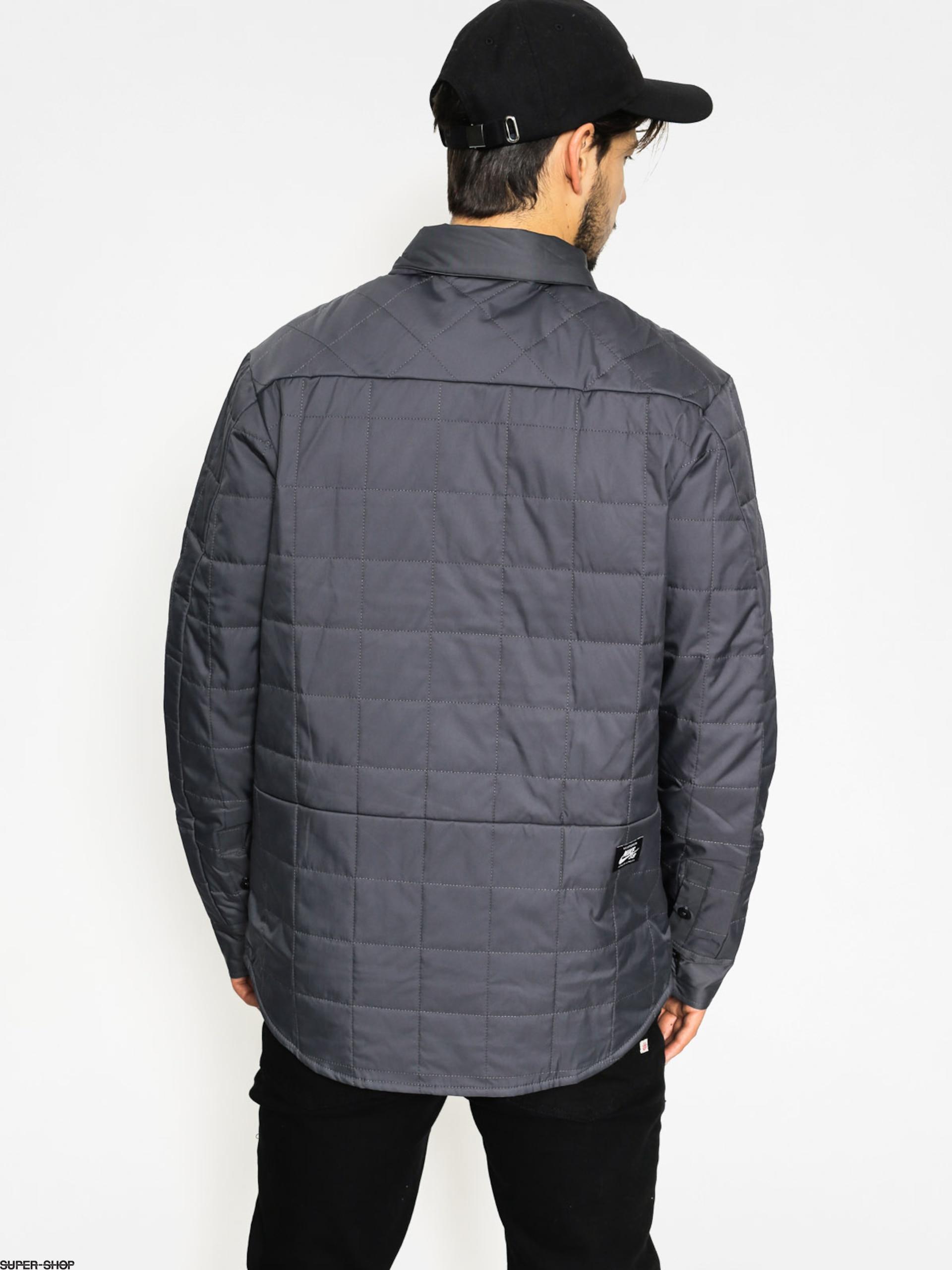 a8548b6d14a1 Nike SB Jacket Holgate Winterized (grey)