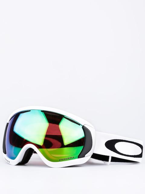 Oakley Goggle Canopy (matte white w/prizm jade irid)