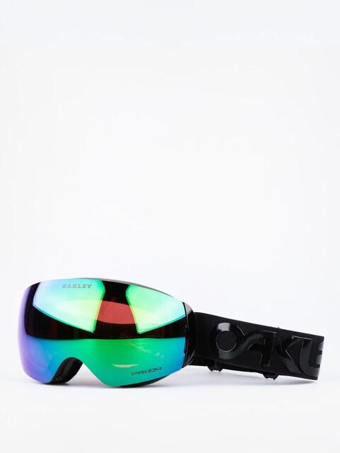 Oakley Goggles Flight Deck Xm Fp (blakcout w/prizm jade iridium)