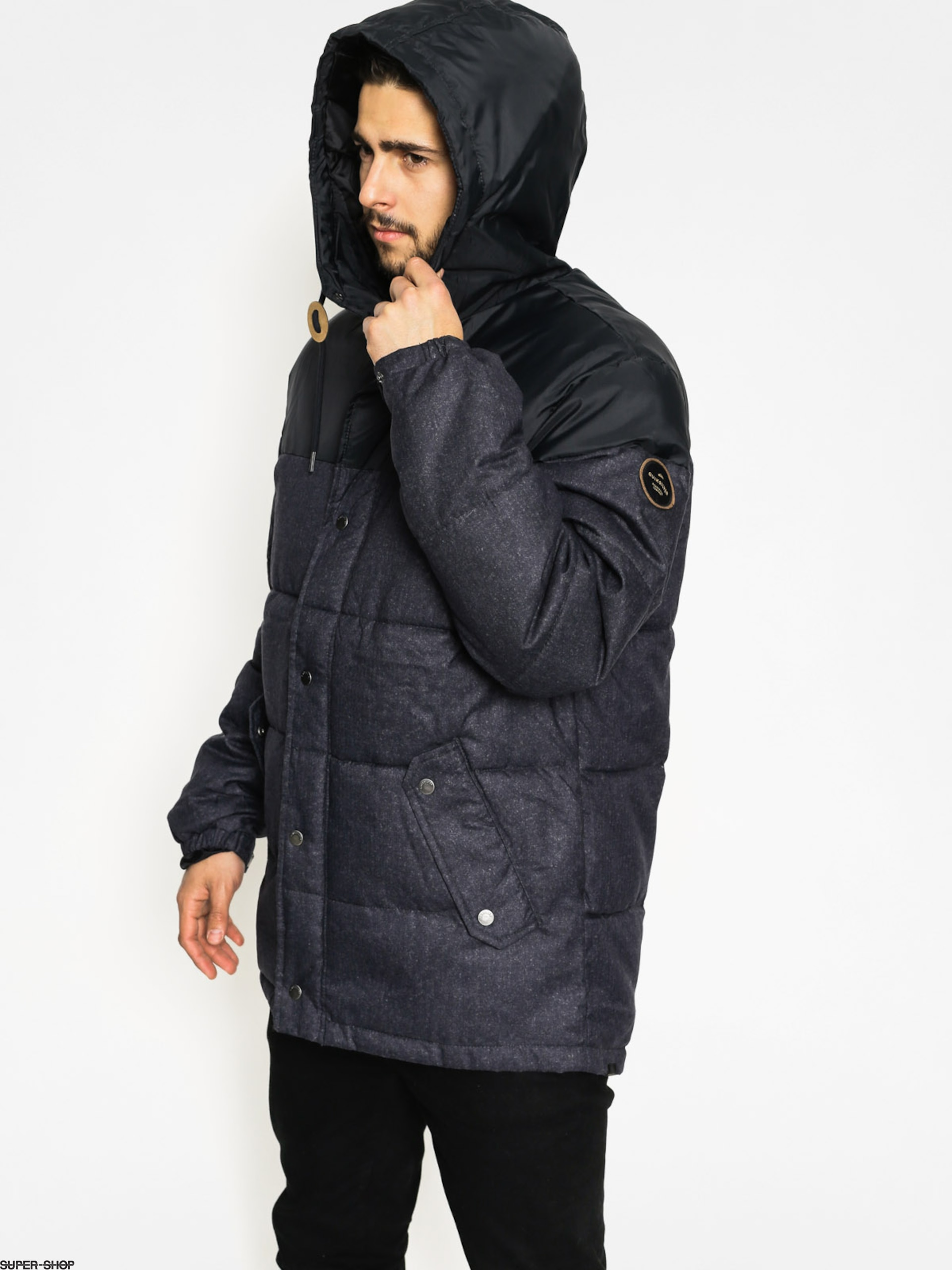 Quiksilver Jacket Woolmore (dark grey)