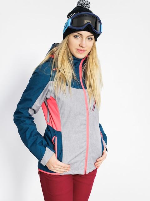 Roxy Snowboardjacke Sassy Wmn (legion blue/light grey)