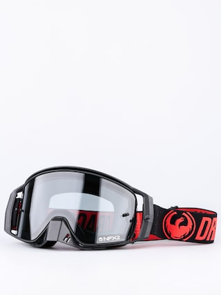 Dragon Cross goggles NFX2 (red/inj smoke)