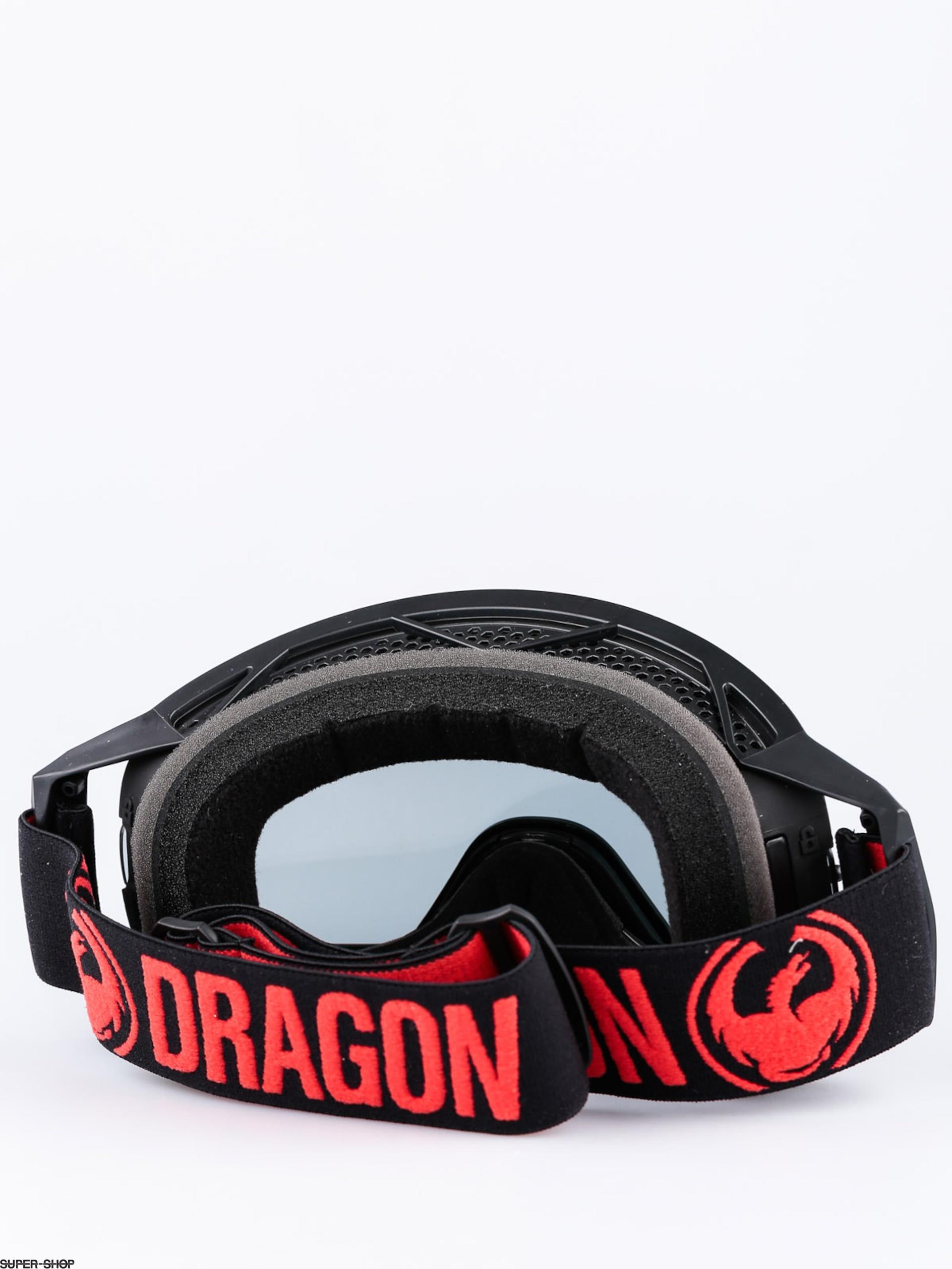 b2a88a372 Dragon Cross goggles NFX2 (red/inj smoke)