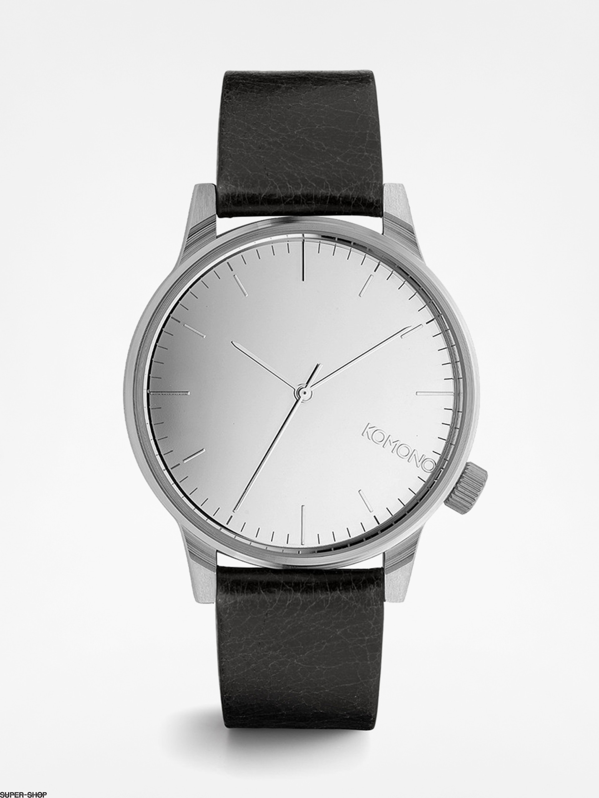Komono Watch Winston Mirror (silver/black)