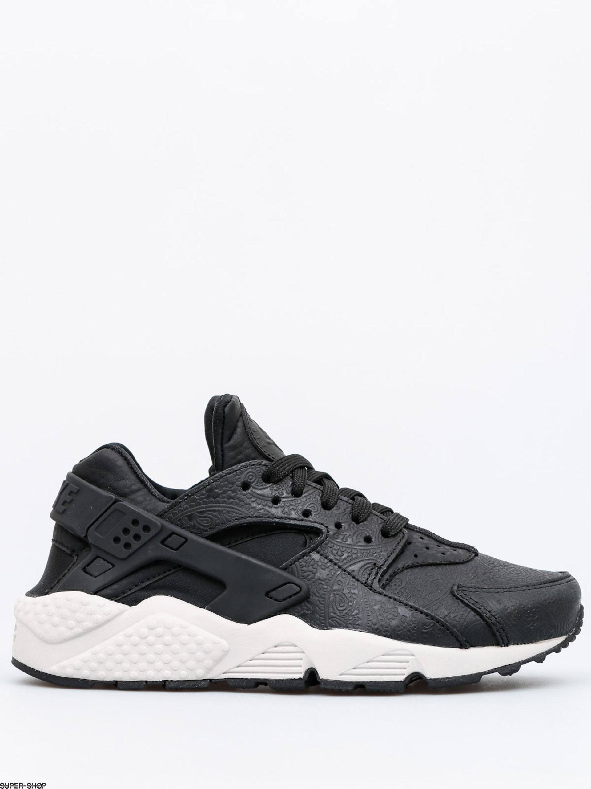 new styles 902f9 e58d9 Nike Schuhe Air Huarache Run Prm Wmn (black/black light bone)