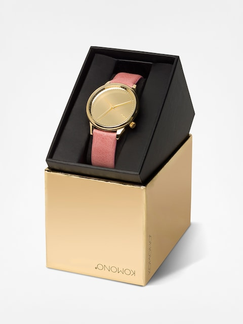 Komono Uhr Estelle Mirror Wmn (gold blush)