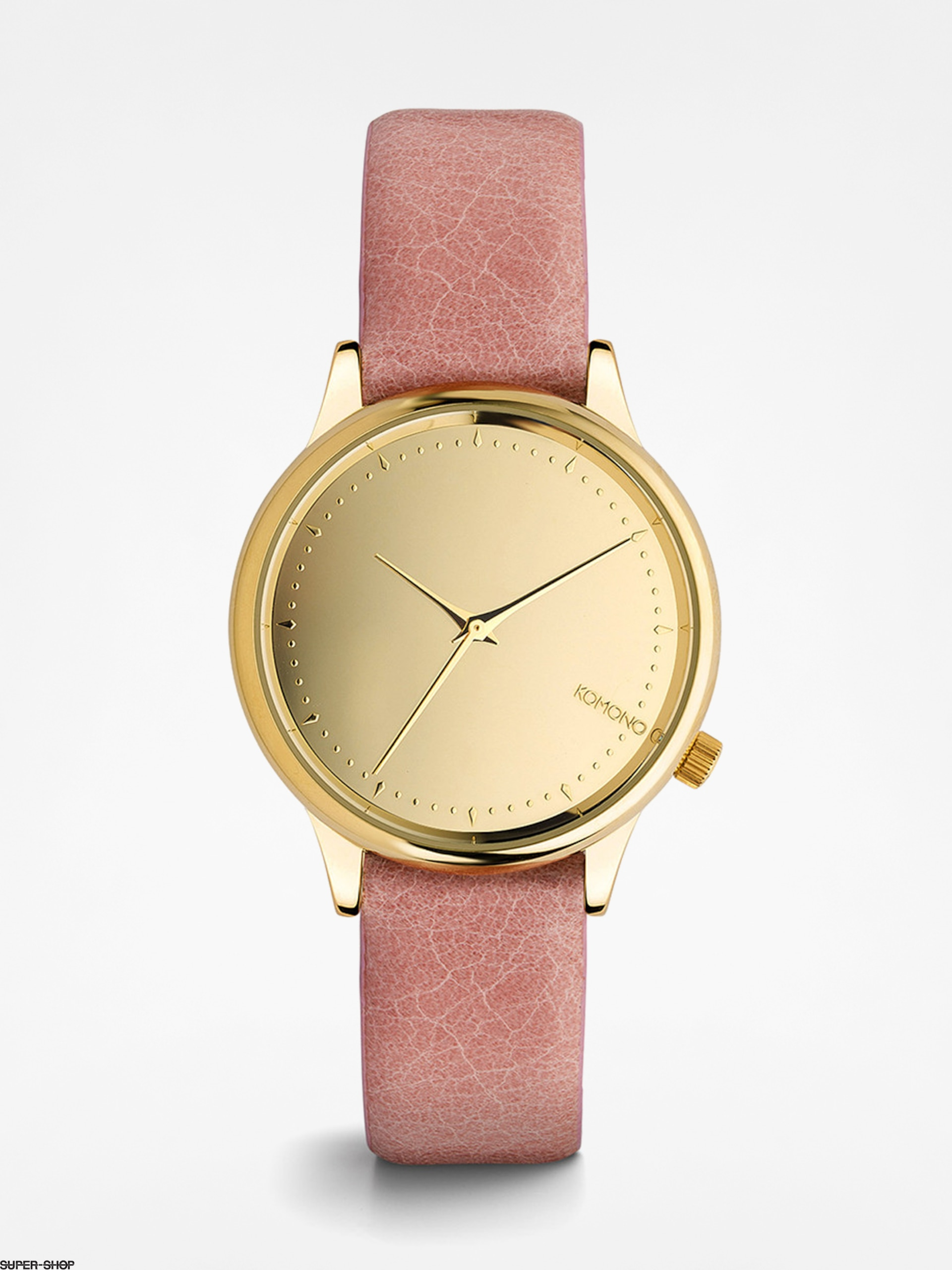Komono Watch Estelle Mirror Wmn (gold blush)