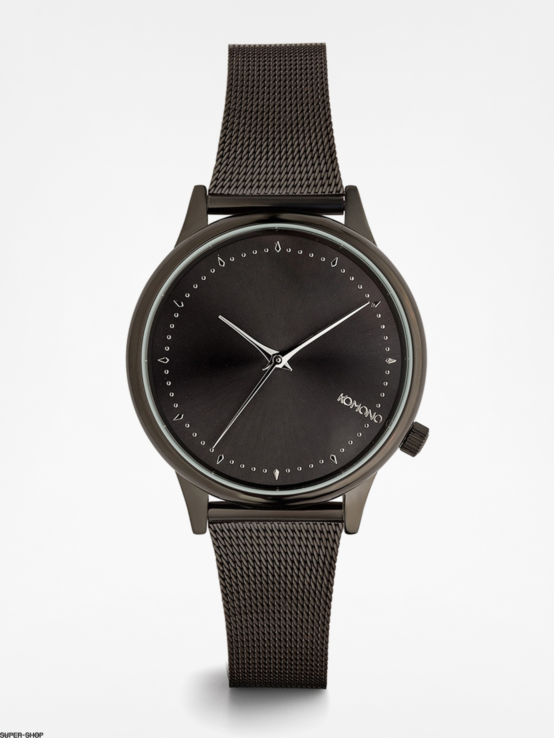 Komono Watch Estelle Royale Wmn (black)