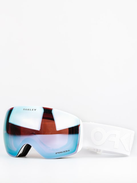 Oakley Goggles Flight Deck (factory pilot whiteout w/przm sapphire)
