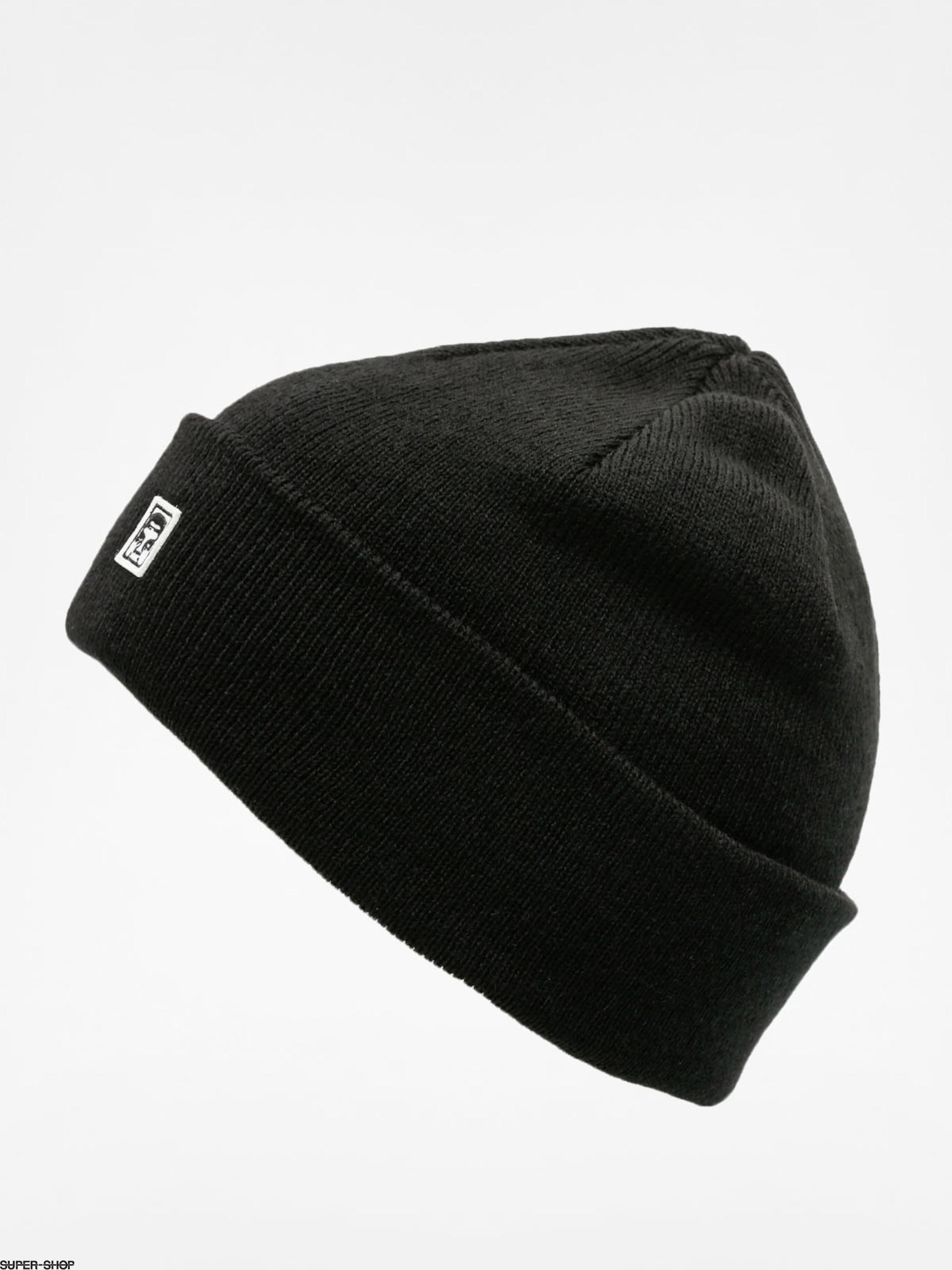 OBEY Beanie Eighty Nine Beanie (black) 181beec341b