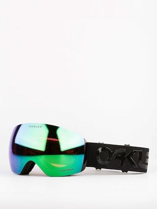 Oakley Goggles Flight Deck (factory pilot blackout w/prizm jade)