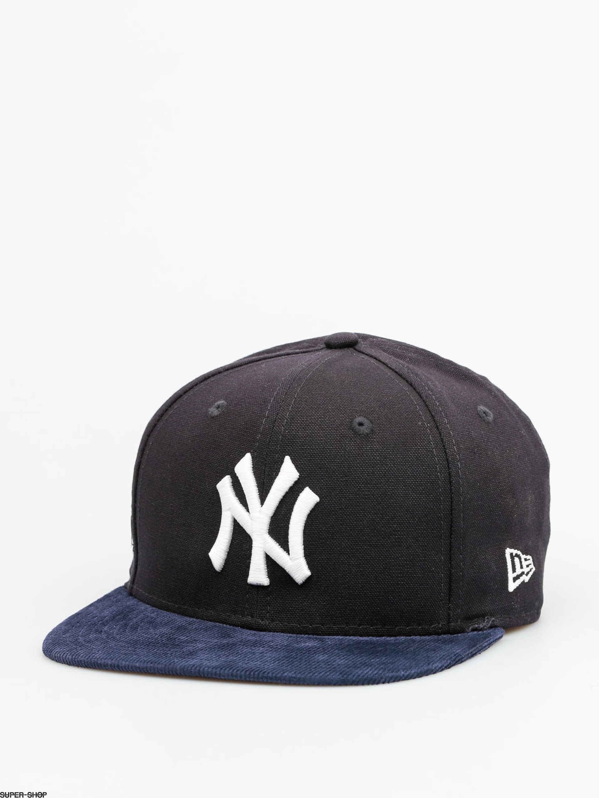 New Era Cap New York Yankees 01 ZD (canvas cord)