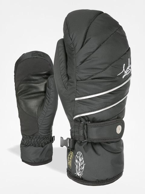Level Handschuhe Ultralite Mitt Wmn (black)