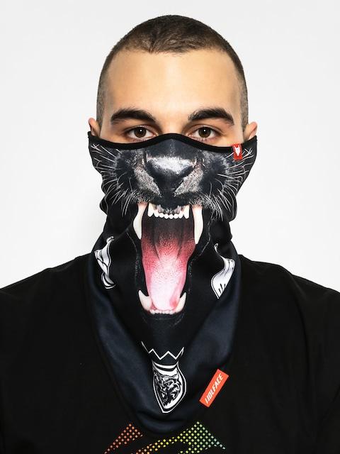 Wolface Bandana Black Panther