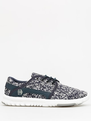 Etnies Shoes Scout Wmn (navy/grey)