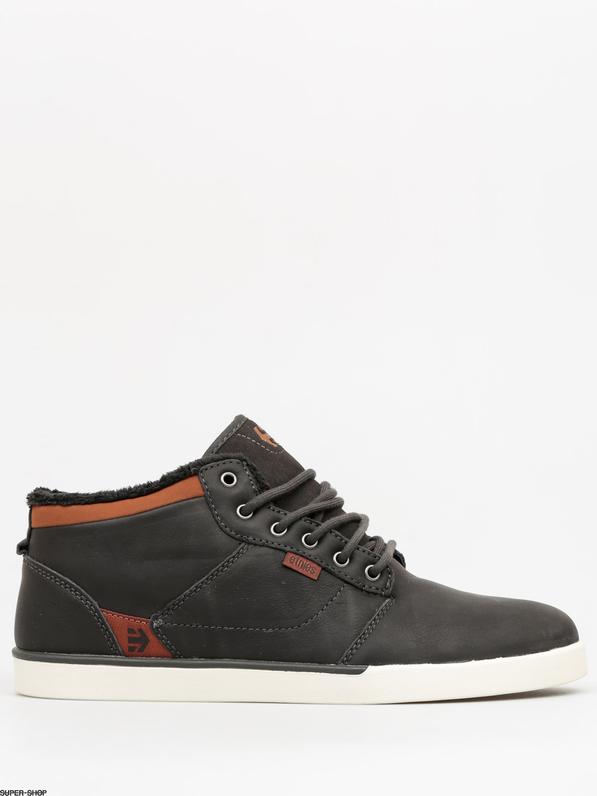 Etnies Schuhe Jefferson Mid (dark grey)