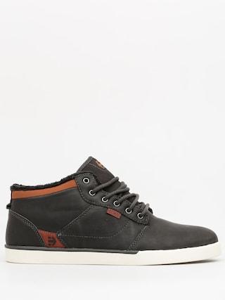 Etnies Shoes Jefferson Mid (dark grey)