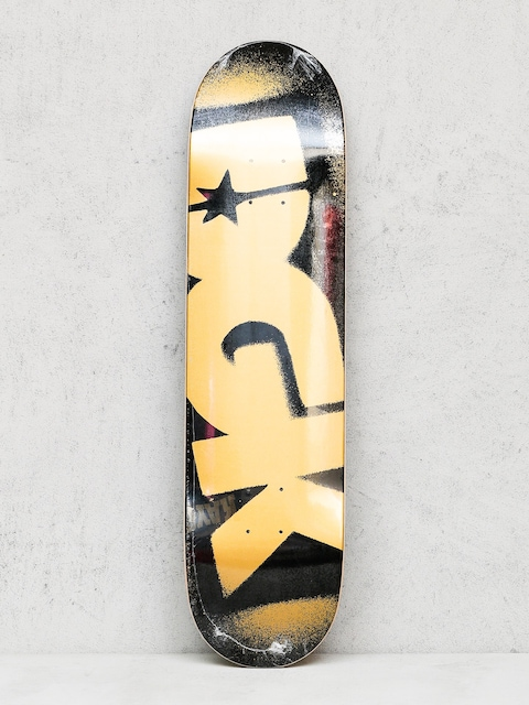 DGK Deck Price Point (black/gold)