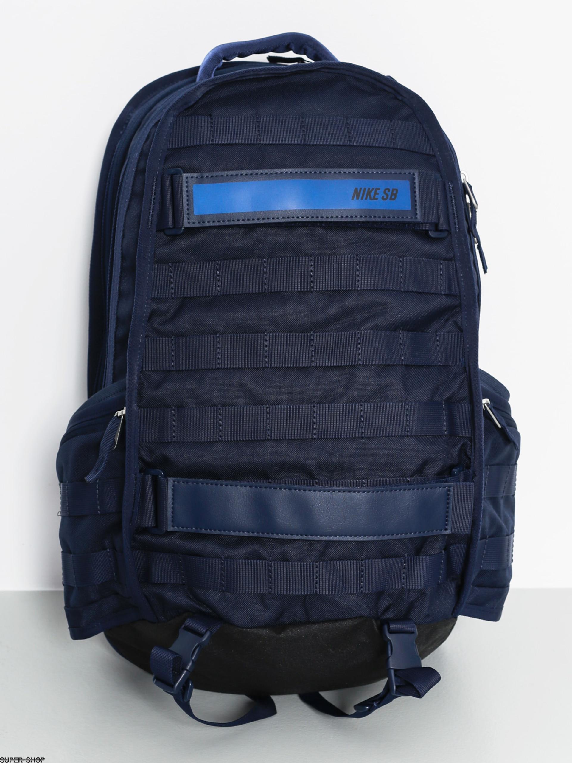 Presta atención a Alegre Supresión  Nike SB Backpack Sb Rpm (navy 26l)