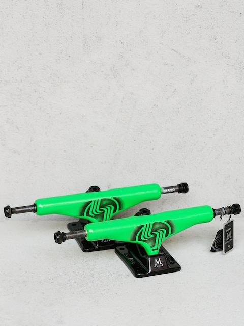 Silver Trucks Neon Collection (green/black)