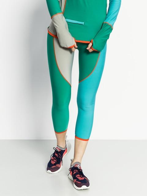 Majesty Aktive Leggins Surface Lady Base Layer Pants Wmn (green/teal)