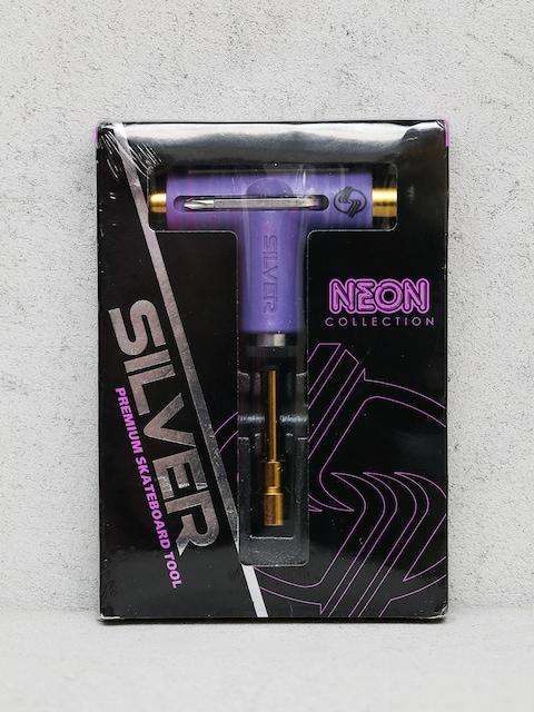 Silver Werkzeug Tool Neon (purple/gold)