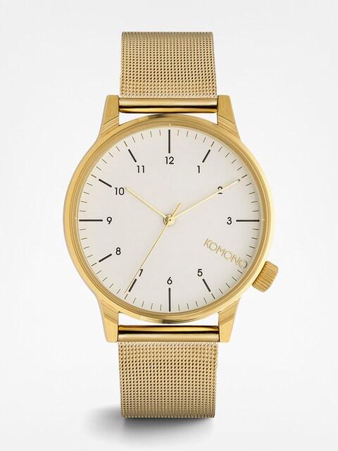 Komono Uhr Winston Royale (gold/white)