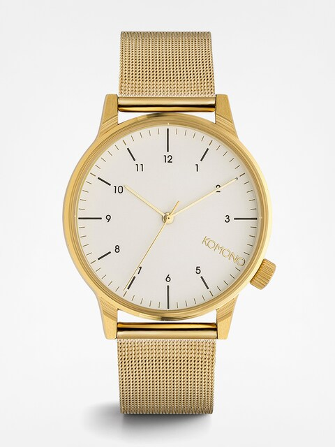 Komono Watch Winston Royale (gold/white)