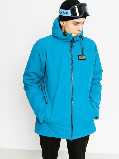 Airblaster Snowboard jacket Freedom Plus Toaster (ocean)