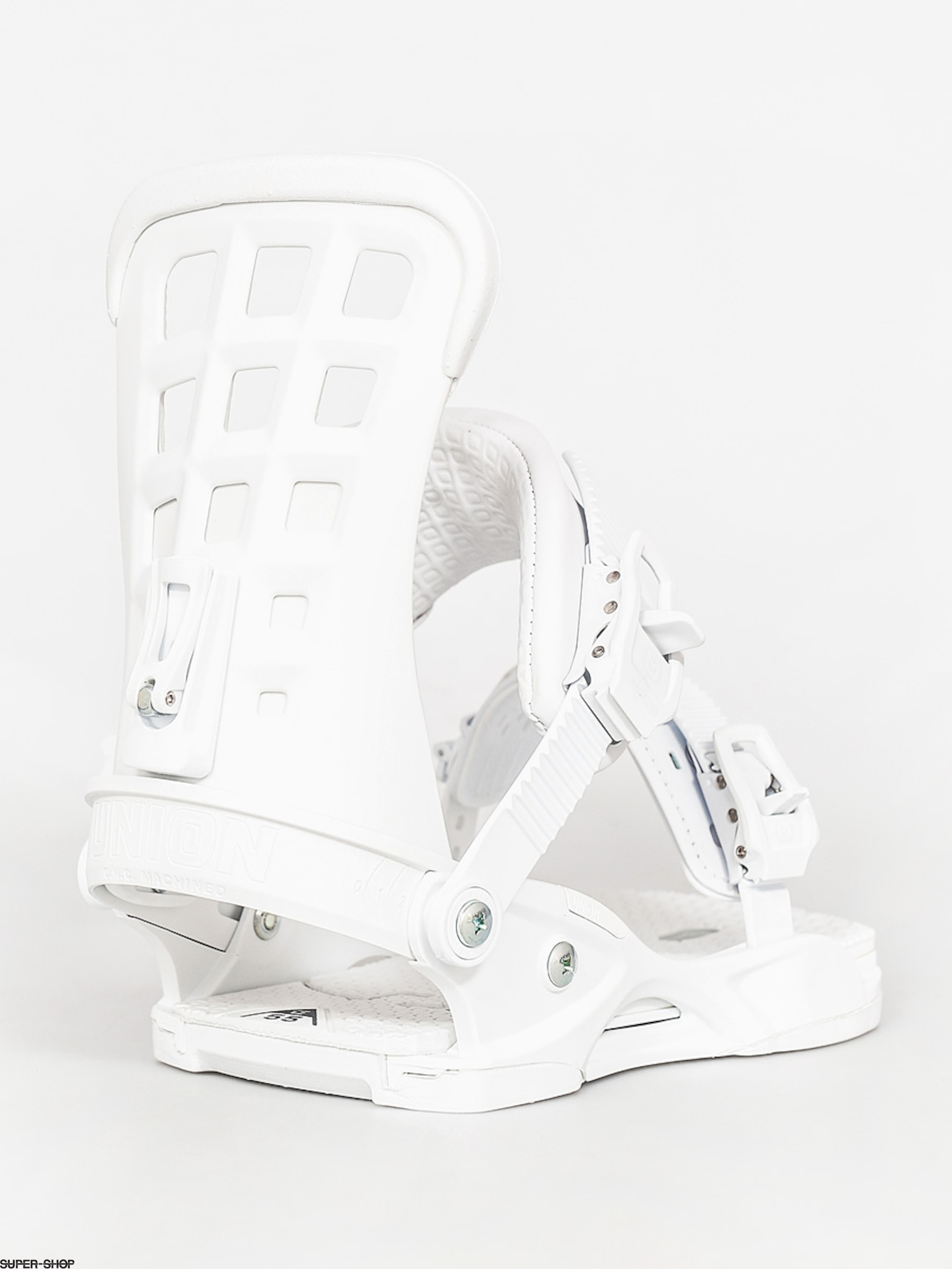 Union Snowboard bindings Atlas (matte white)